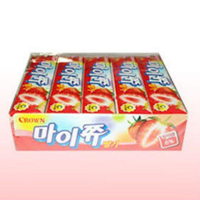 딸기맛 마이쮸 젤리 15개입 X 2ea