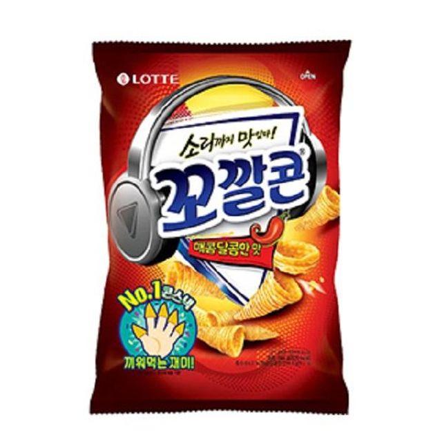 꼬깔콘 매콤달콤한맛 72g 20봉 1box