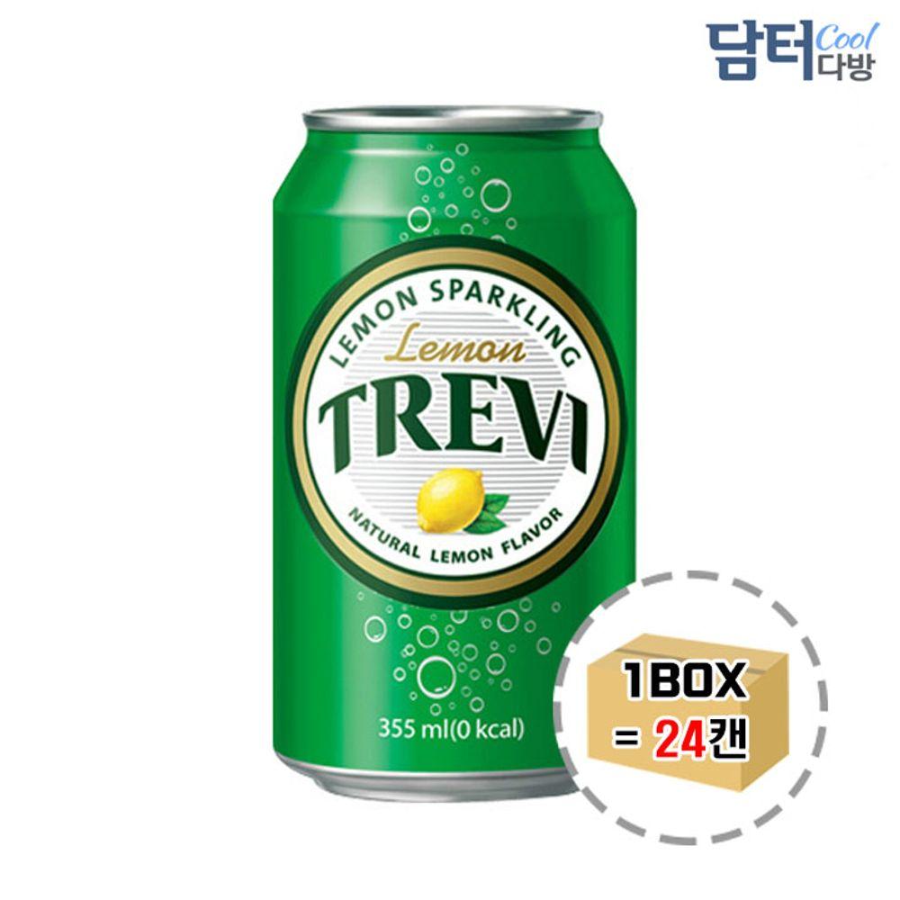 트레비 레몬 355ml (24캔)