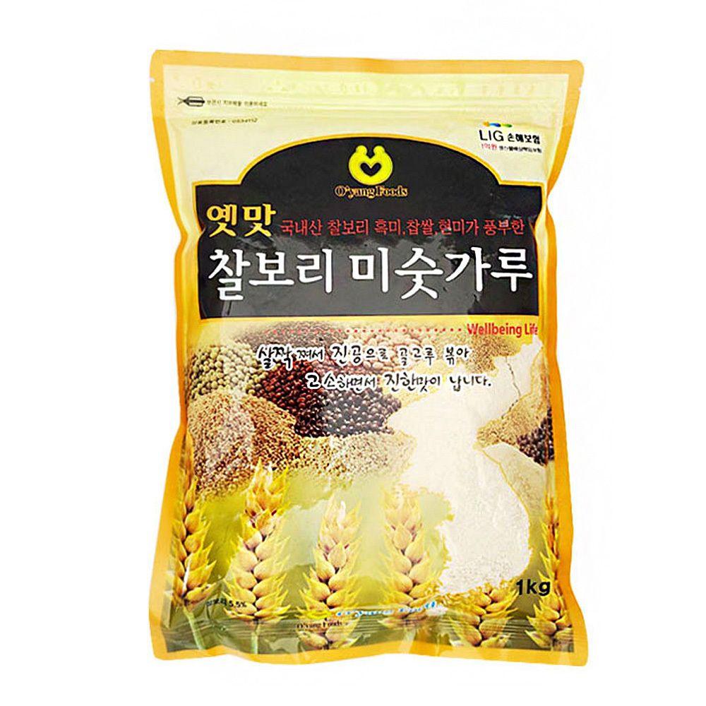 찰보리 미수가루 고소하고 영양식 1kg