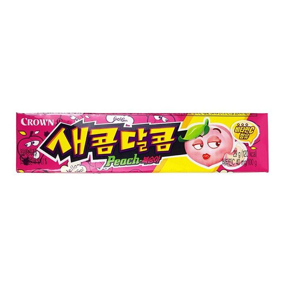 CR036 새콤달콤 복숭아 29g