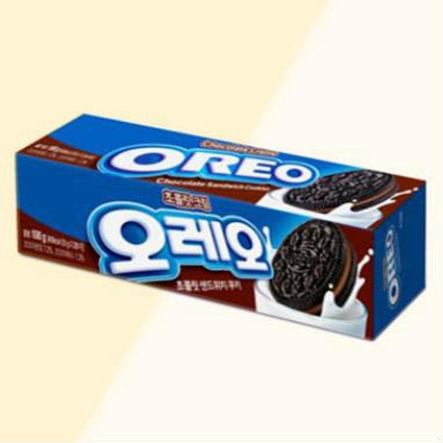 오레오 초콜릿 쿠키 초코과자 24개입 X 2ea