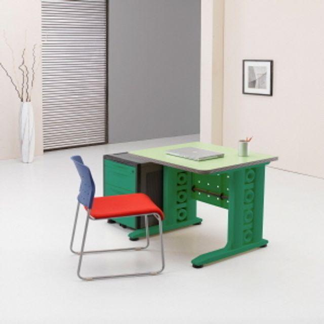 개인 작업실 업무용 학생 공부 의자 책상 테이블 세트
