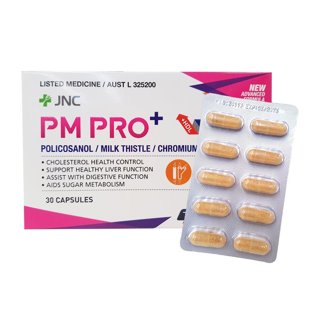 호주 JNC 폴리코사놀 밀크씨슬 프로바이오틱스 30캡슐