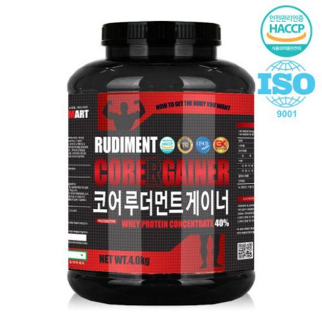 코어 R(루더먼트) 게이너 4kg (쉐이커 무료증정)