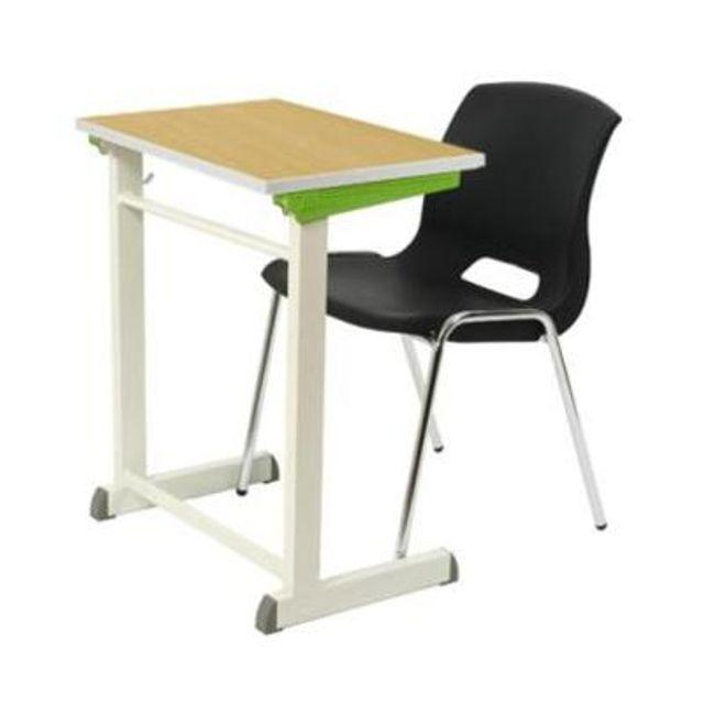 학교 학원 책걸상세트 책상의자 1인용 강의실 교구용
