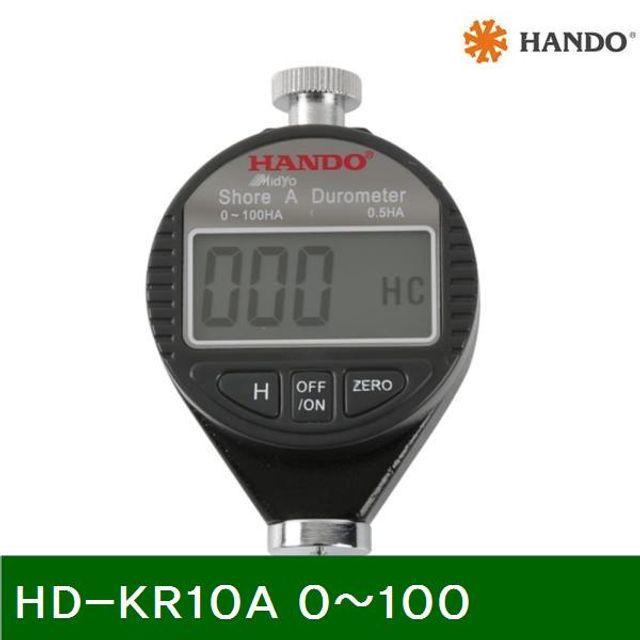디지털 일반 고무경도계-A형 HD-KR10A 0-100 (1EA)