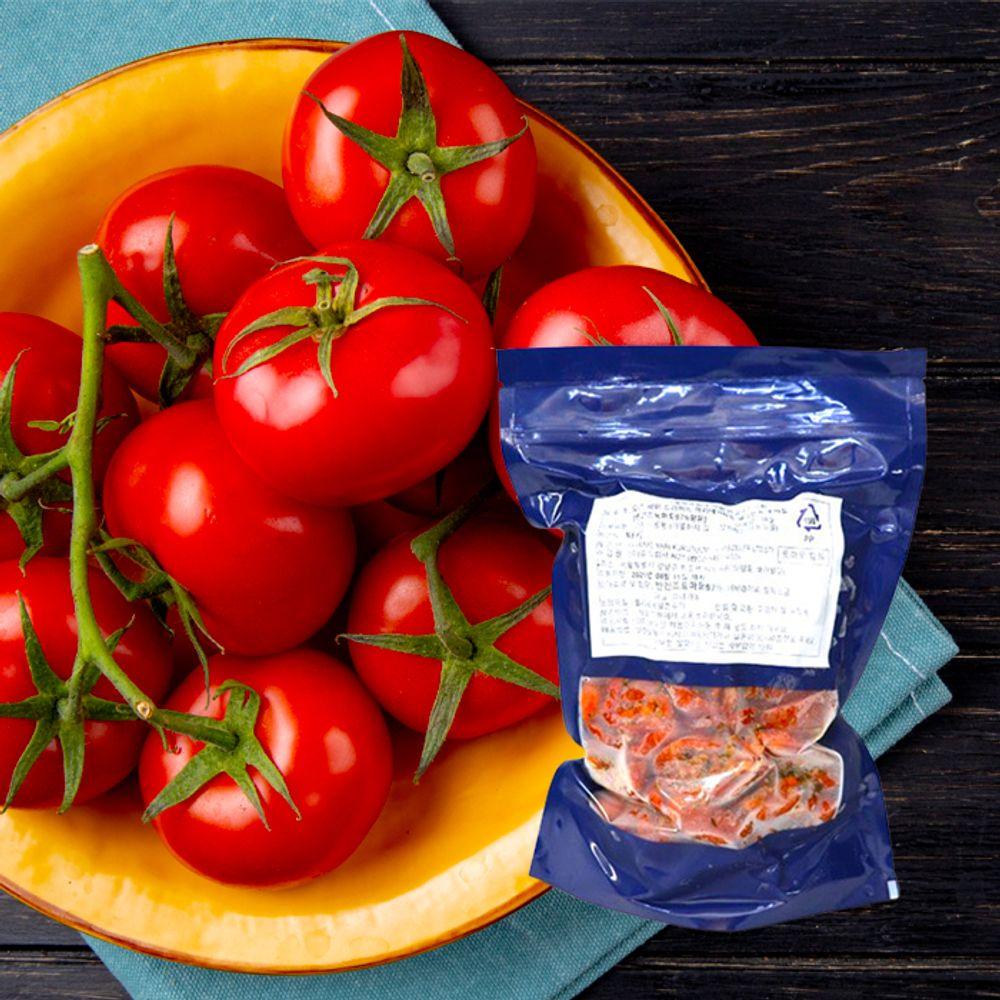 세미 드라이드 세그먼트 토마토 1kg