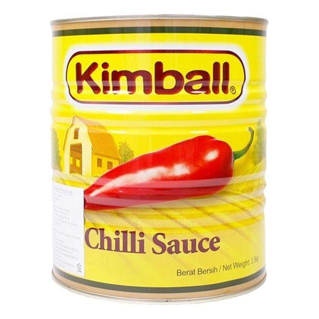 kimball 칠리 소스 3.3kg X 3ea