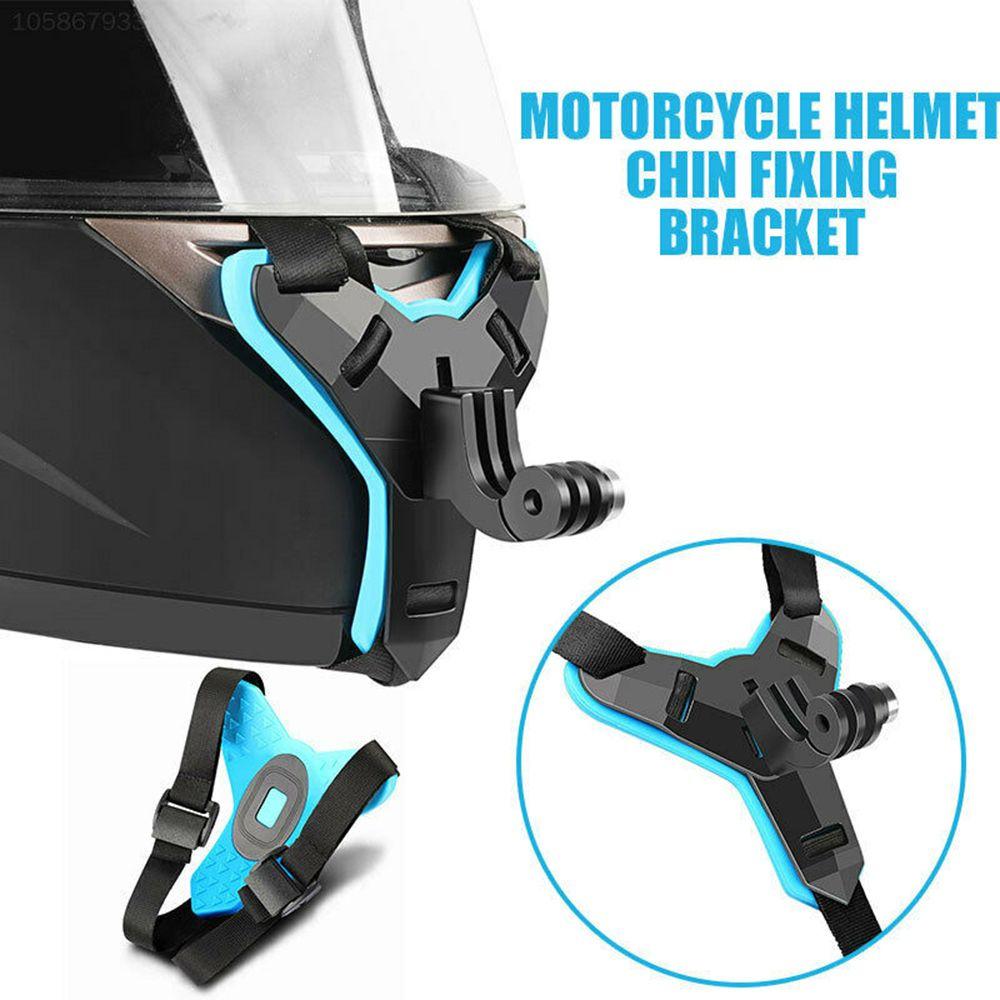 카메라 GOPRO 오토바이 헬멧 액션캠 장착 브라켓 마운트 블랙박스 OSMO DSLR