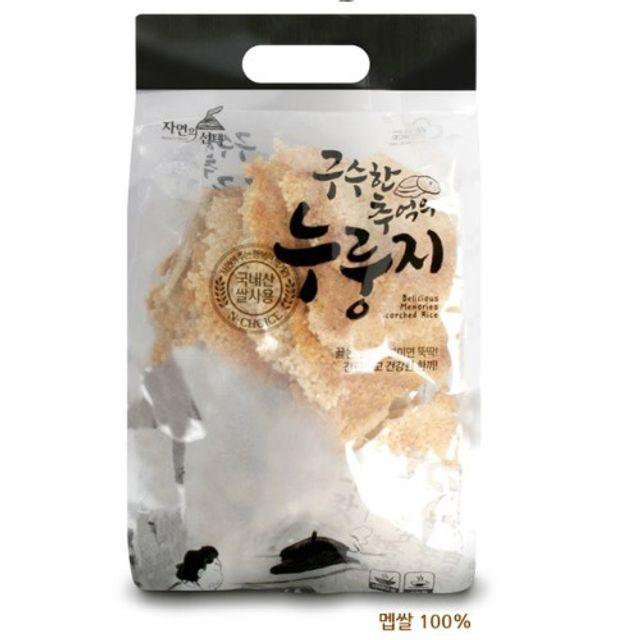 구수한 누룽지 추억의 누룽지 식사대용 숭늉차 1kg