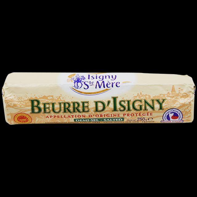 이즈니 가염 롤 버터 250g