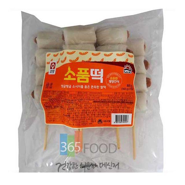 오양 소품떡 소떡 800g