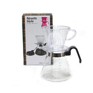 홈아트 드립세트 3~4인용 드립포트 핸드밀 커피용품