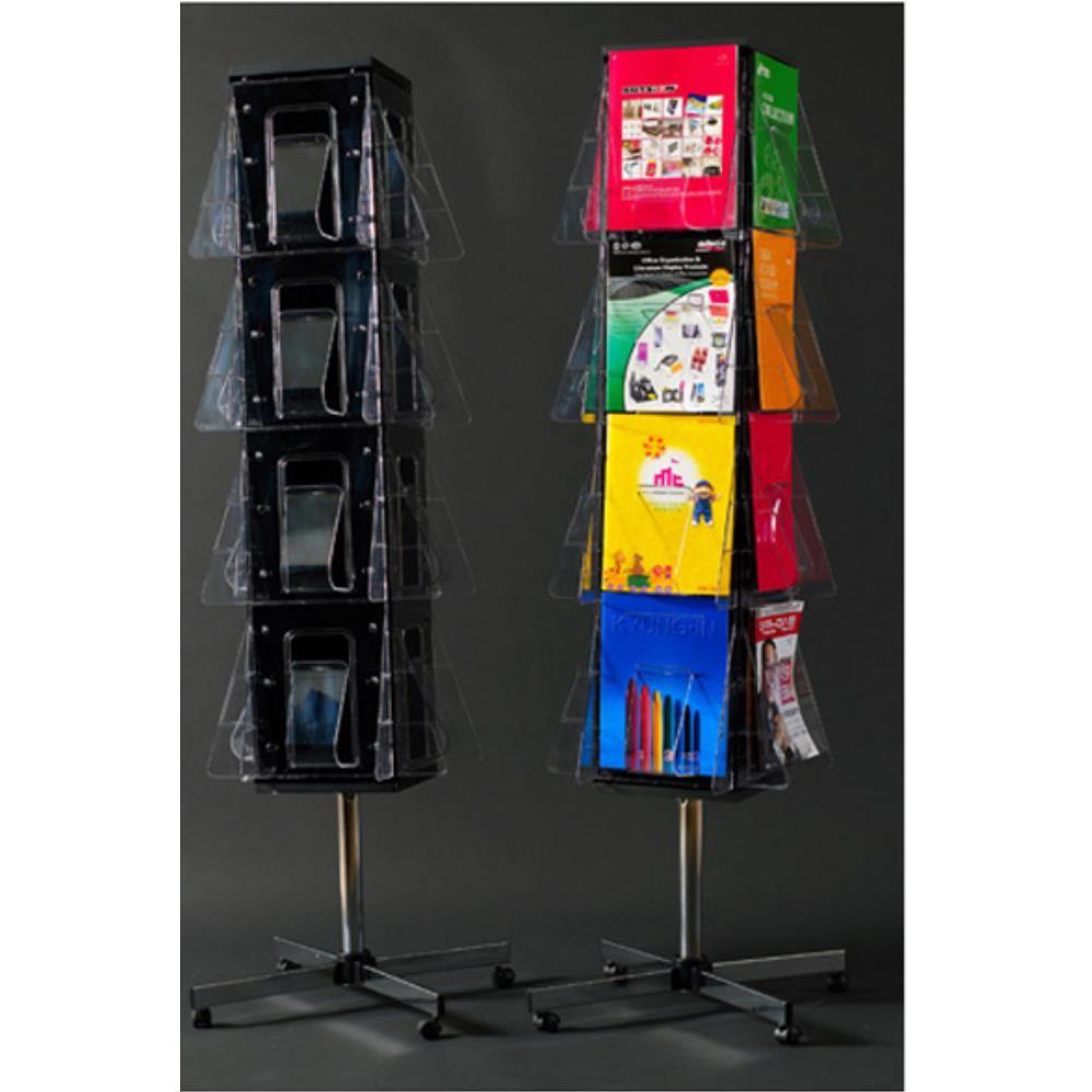 전단지 꽂이 스탠드 카탈로그 진열대 책선반 카다로그