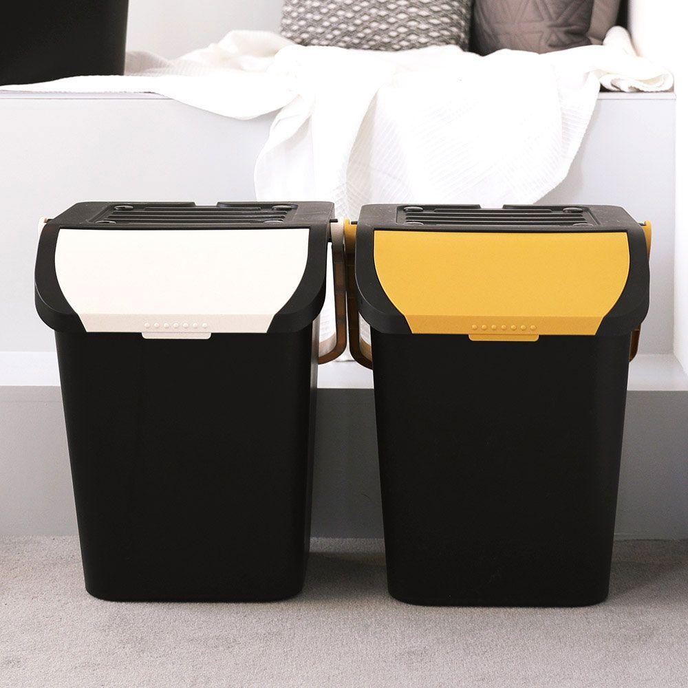 분리수거함 1p/쓰레기 재활용 가정용 쓰레기통 휴지통