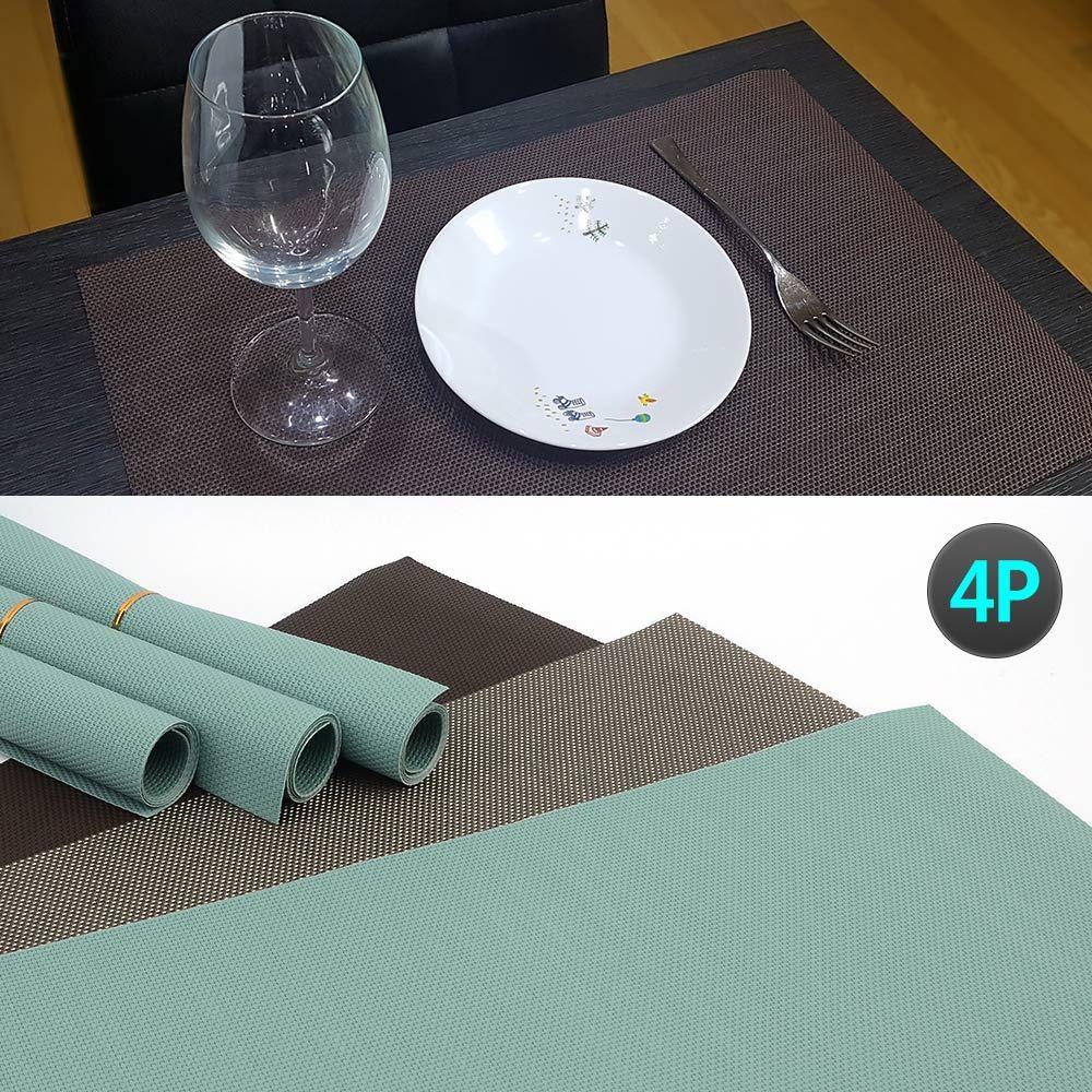 4P 식탁 테이블 매트 테이블매트 식탁보 식탁러너 테