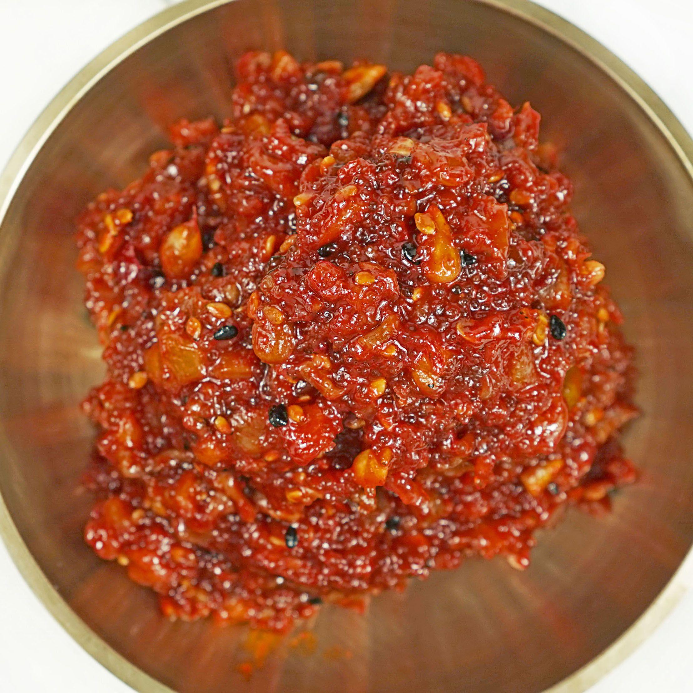 알알이 톡톡 비빔낙지 1kg