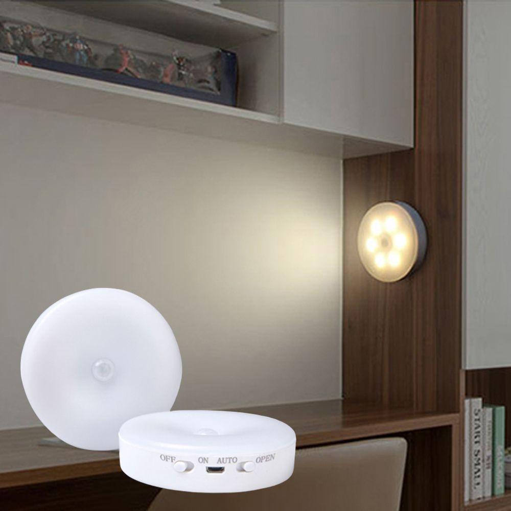충전식 무선 LED 스마트센서 무드등 동작감지센서