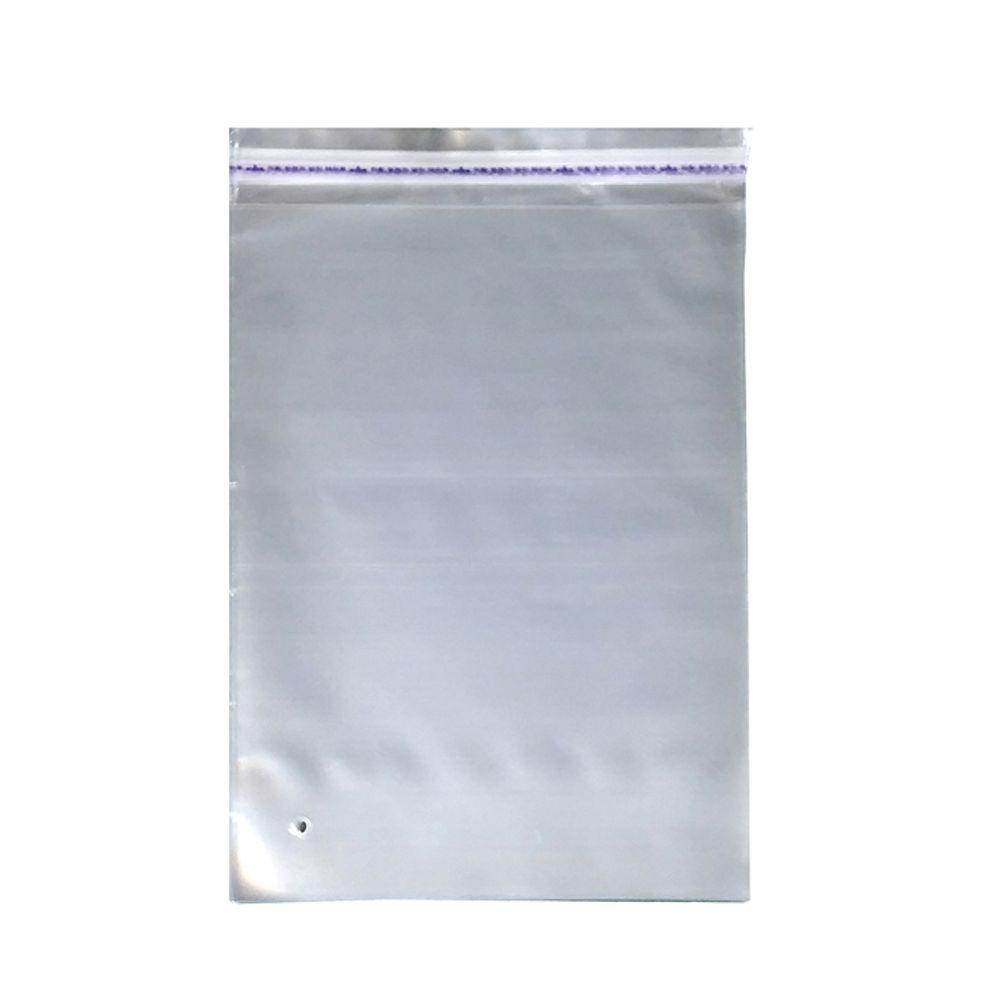 VL1 고급 PP봉투 투명 비닐 봉투 55X68cm+4cm 500매