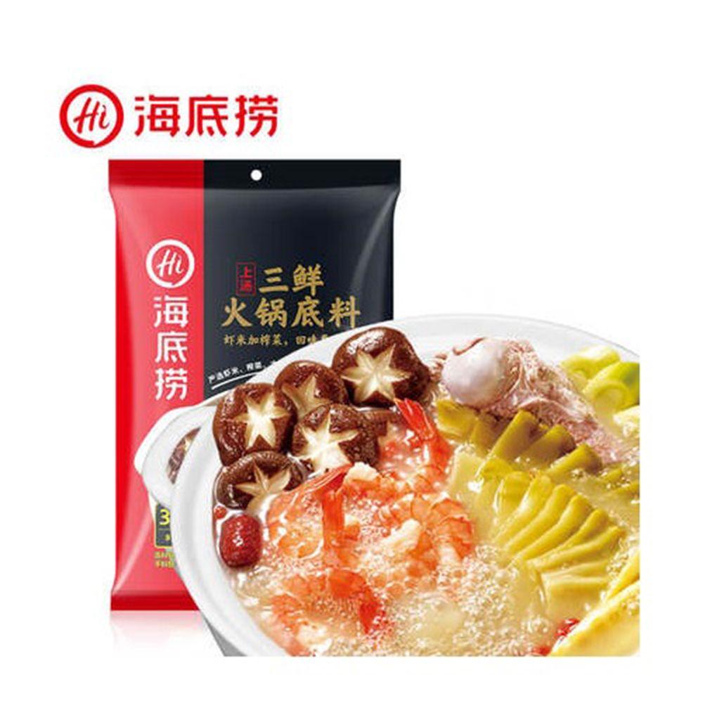 하이디라오 삼선칭탕 훠궈소스 중국식품