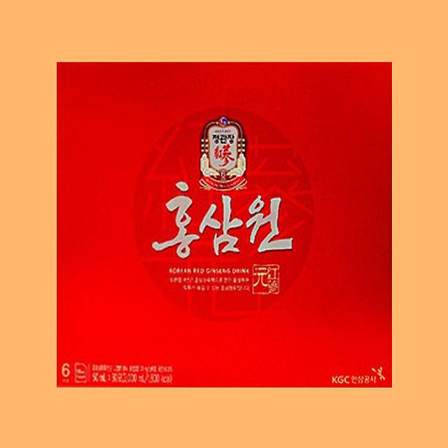 정관장 홍삼원-50ml 60포 홍삼액기스 건강음료 홍삼음료 명절선물 부모님선물