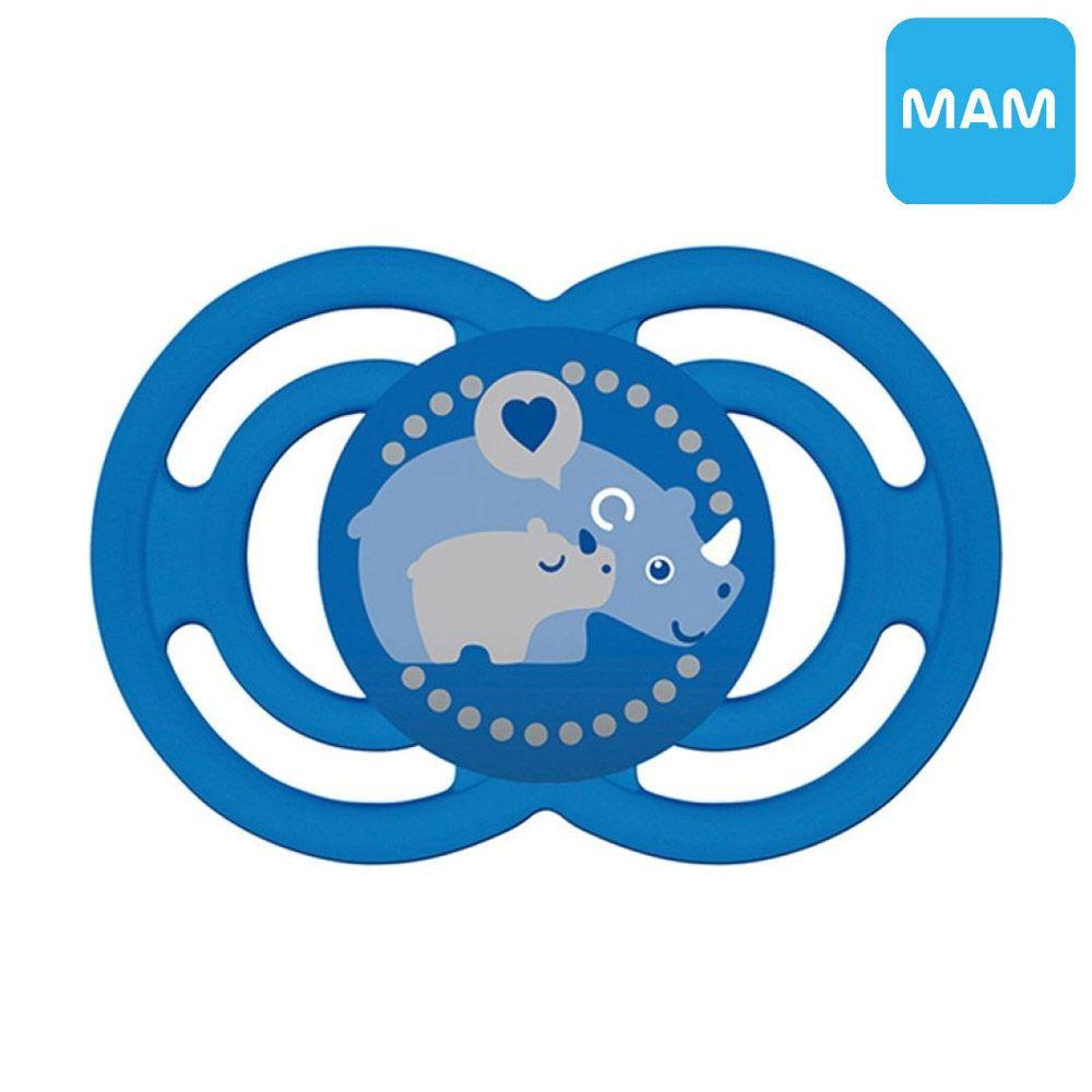MAM 노리개젖꼭지 P 코뿔소 가족 (6개월이상)