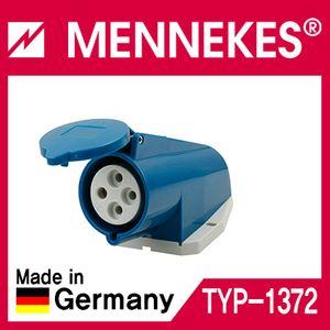아이티알,MT MENKS TYP 1372 230V 32A 4P 노출형 소켓