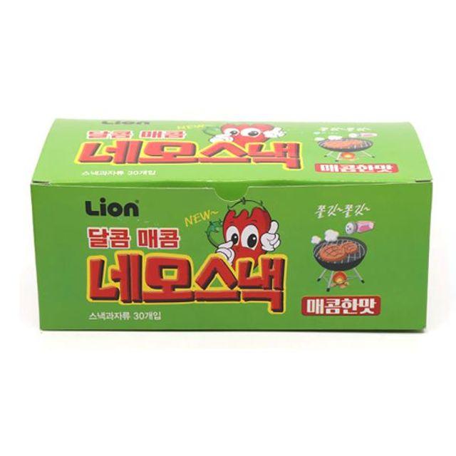 네모스낵(매콤한맛 13gx30EA)