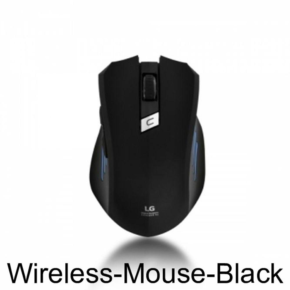 PC용품list LG CM2200 고성능 무선 마우스 블랙