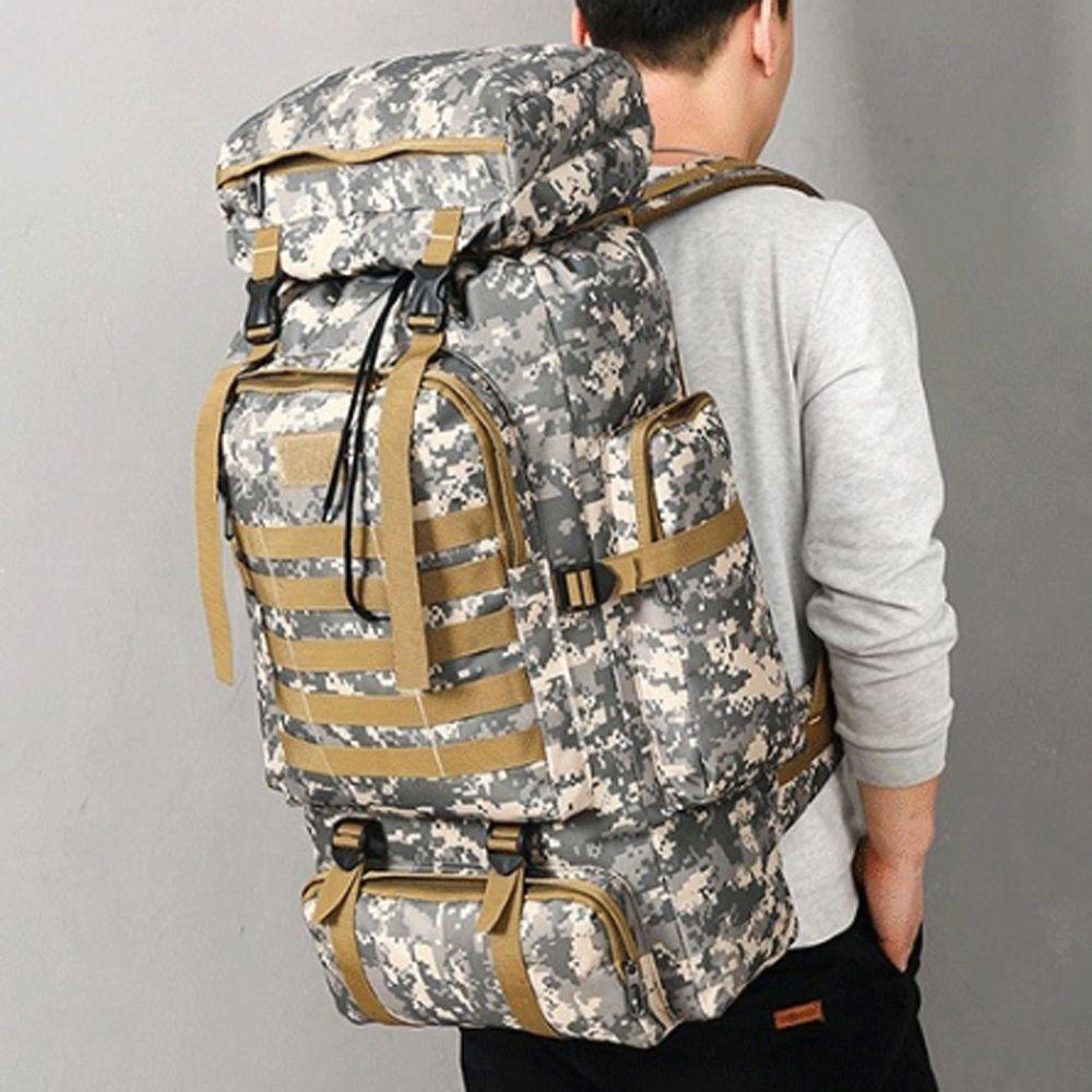 밀리터리백팩 여행가방 등산용 수납가방 배낭가방