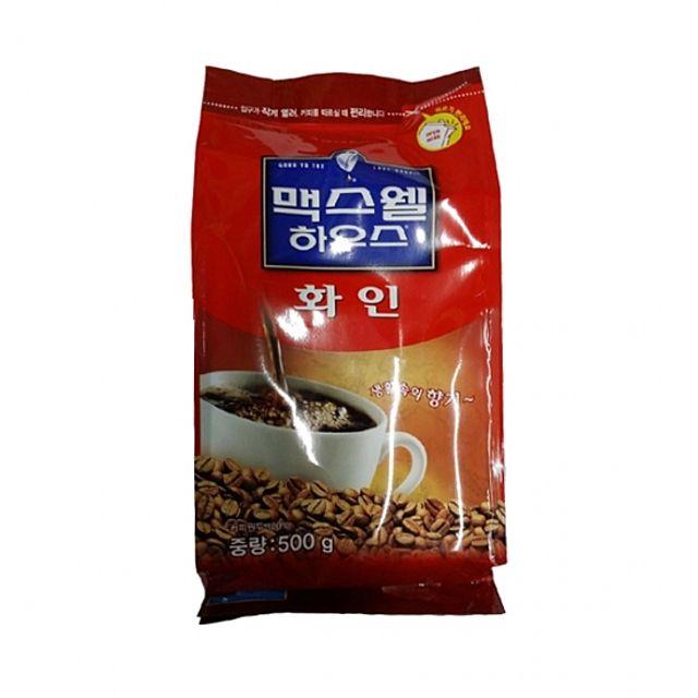 푸드) 맥스웰하우스 화인 커피 500g
