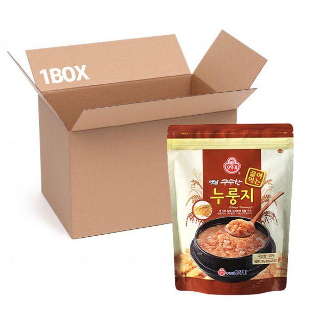 오뚜기 옛날 끓여먹는 누룽지 240g (1box 20입)