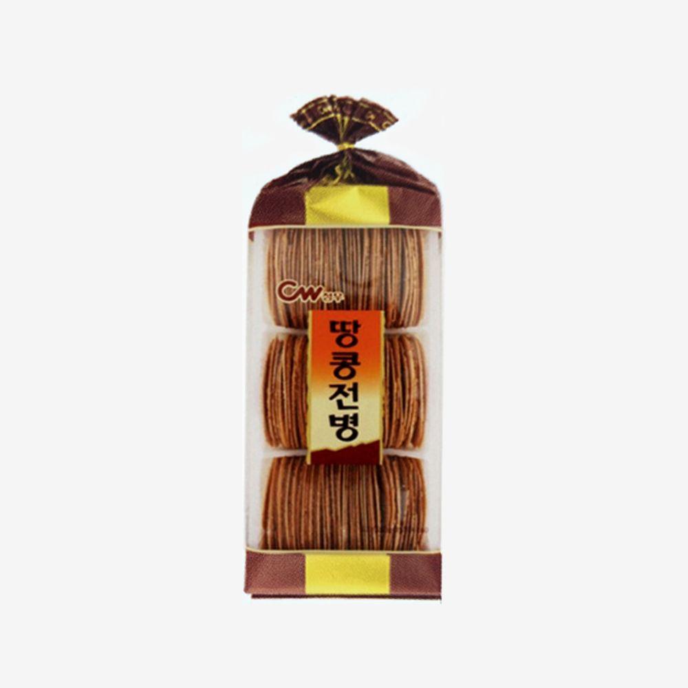청우 간식 땅콩전병 350g 10ea 1 BOX