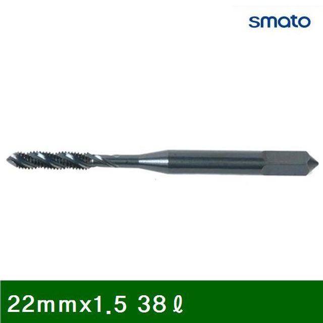 스파이럴탭 22mmx1.5 38L 115mm (1EA)