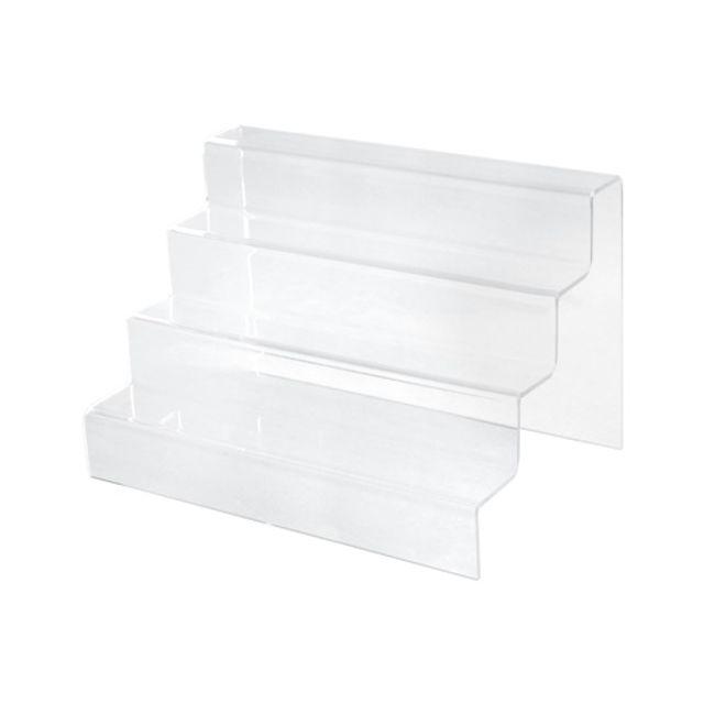 아크릴 계단 진열대 보석 액세서리 장식 디피용 진열