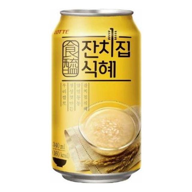 잔치집식혜 340ml(24캔)