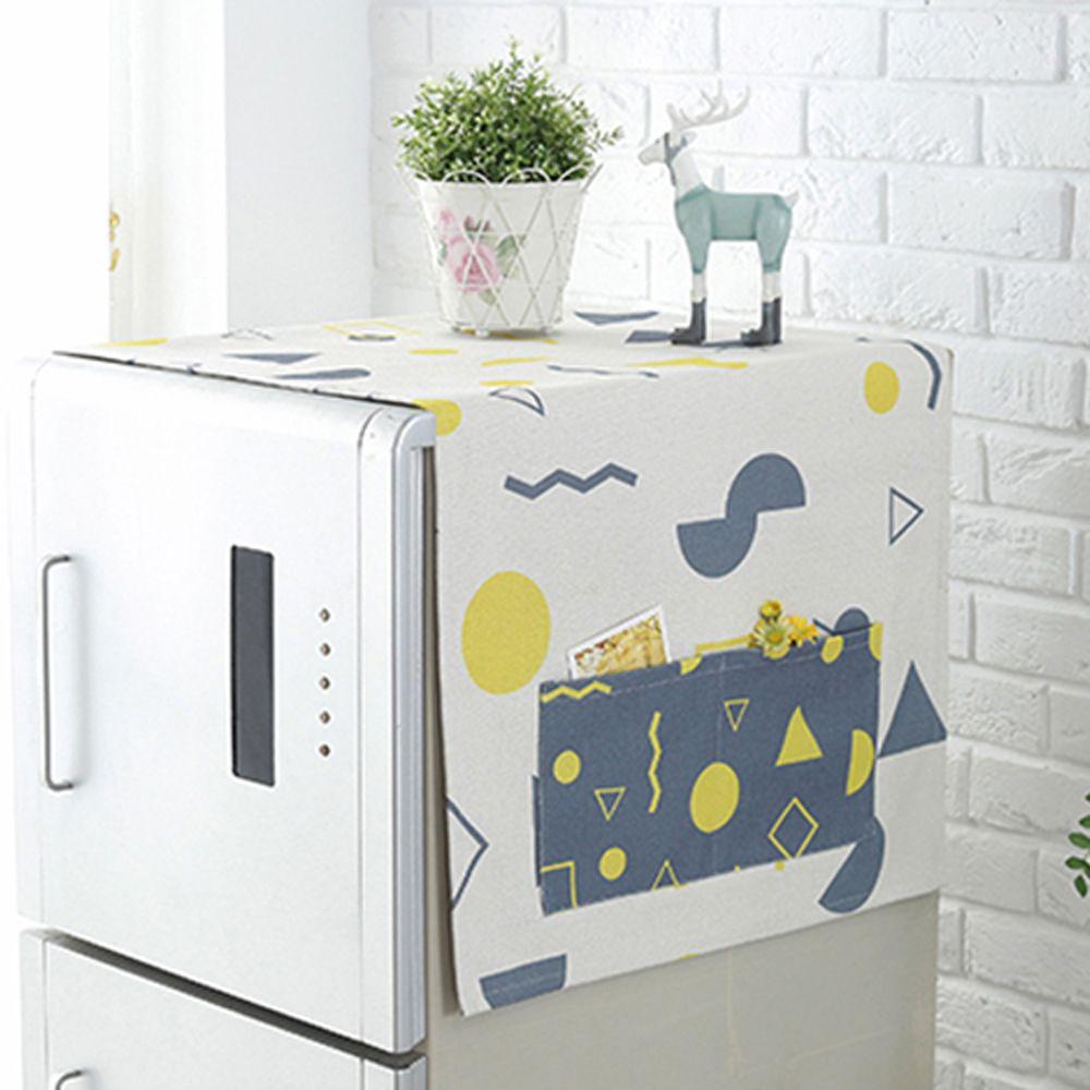 드럼 김치냉장고 세탁기 건조기 덮개 커버
