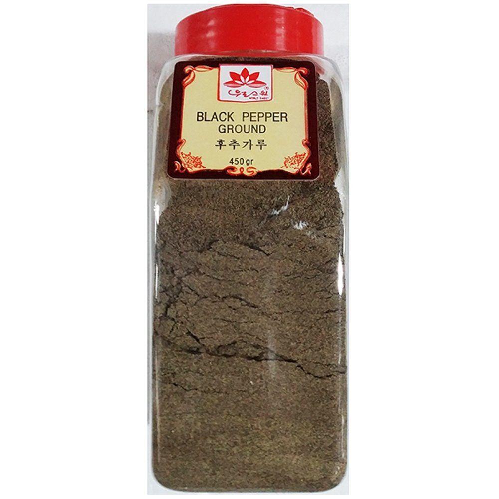 후추 흑후추 가루 은진 450g 향신료 후추분 식당 업소
