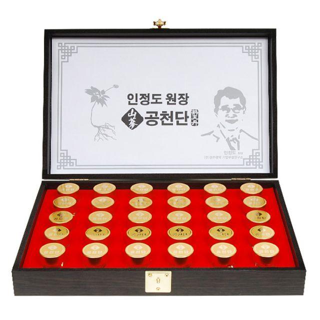 청해솔 인정도원장 공천단 3.75g x 30환