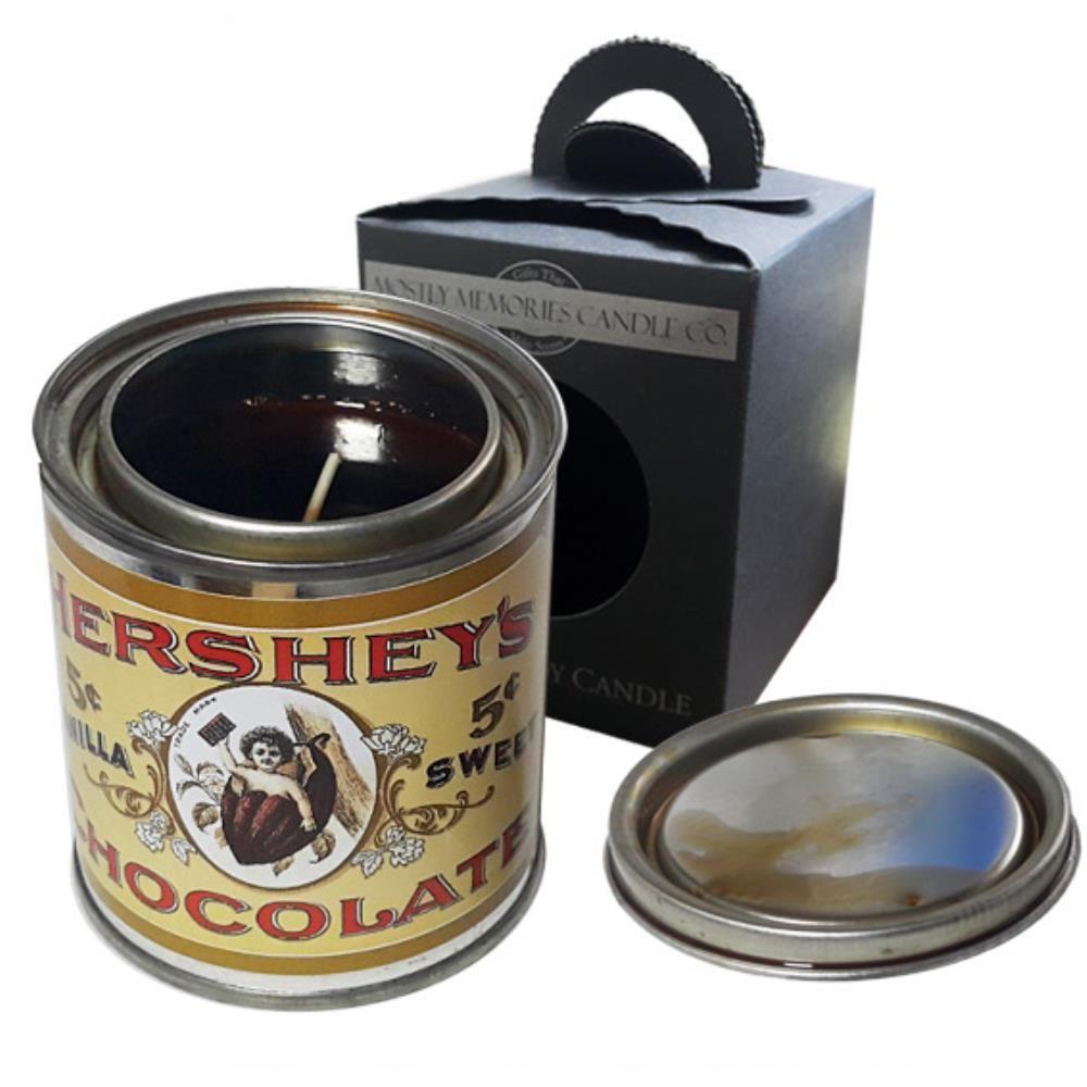 허쉬 바닐라 초콜릿 홈데코 캔들 향초 카페소품 선물