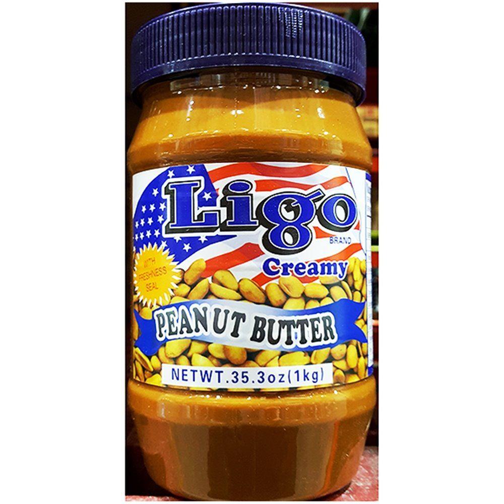땅콩 버터 리고 1kg x6개 업소용 뻐터 식당 식자재