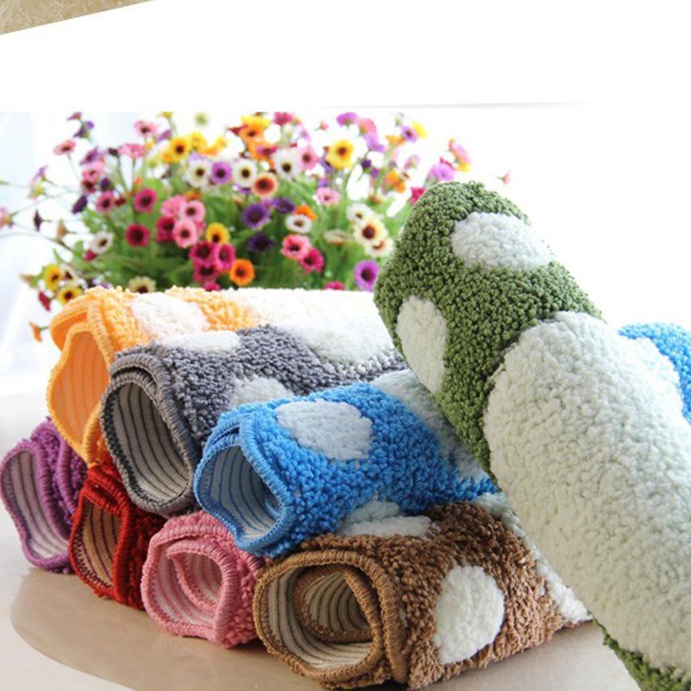 욕실매트 L사이즈 미끄럼방지 러그 카펫트 발판 깔판