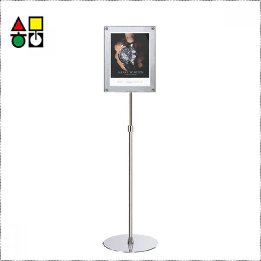 삼화 고급형 자석부착식 포스터스탠드 A4 SMP-01
