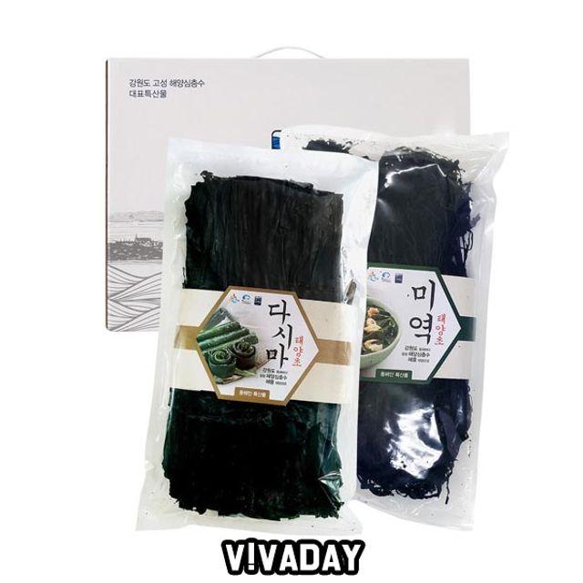 DHD 해초 선물세트 7호