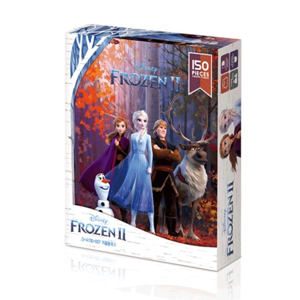 겨울왕국2 새로운 여행 직소퍼즐 150조각