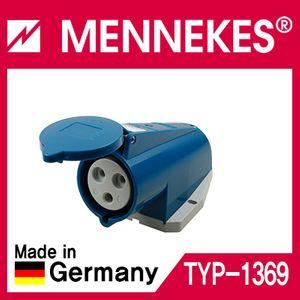 아이티알,MT MENKS TYP 1369 230V 32A 3P 노출형 소켓
