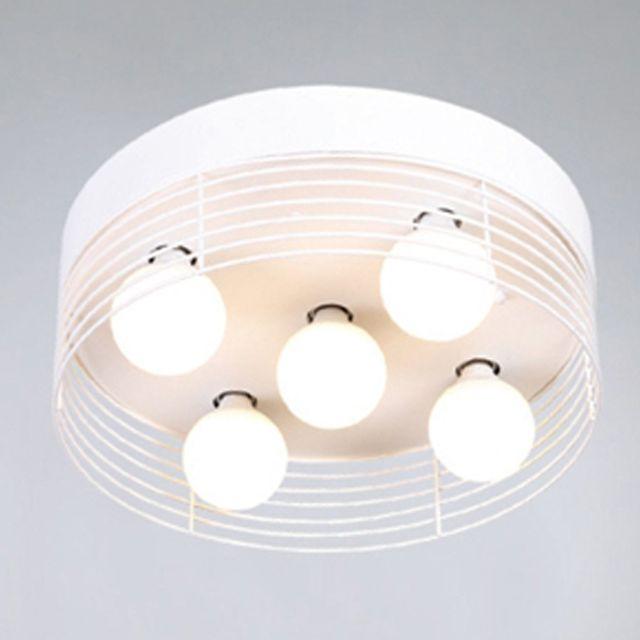 팡팡 5등 직부등 55W(LED 11wx5) 모던스타일