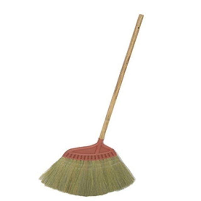니스갈대비(나무자루) 빗자루 청소 쓰레기