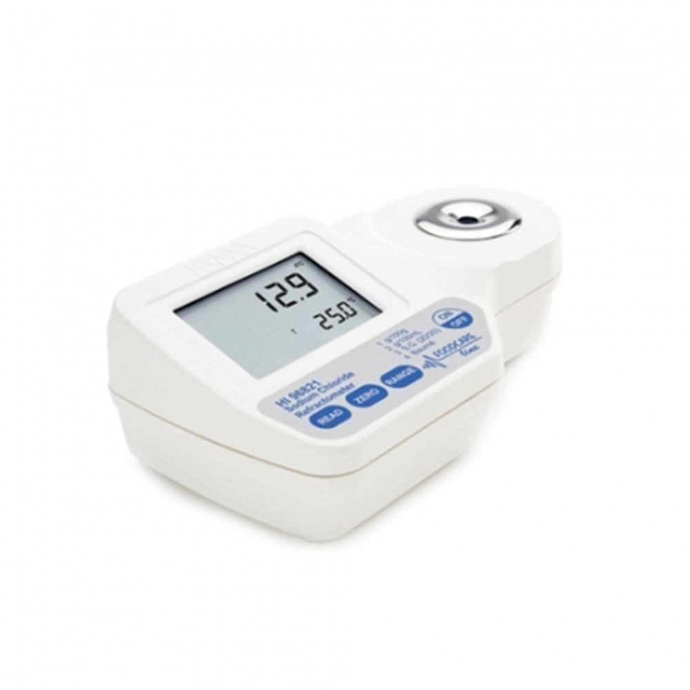 HANNA 디지털 염도계 HI-96821(0.0~28.0%)